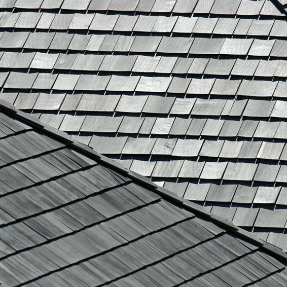 Wood Shingle and Shake Roofing