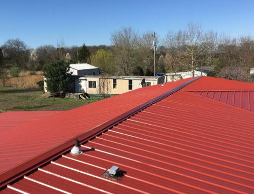 Best Practices for Commercial Roof Maintenance