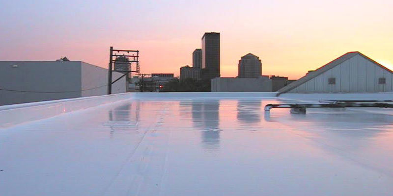 Reasons to Choose an EPDM Roof