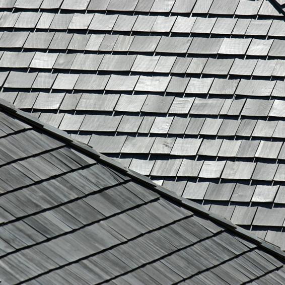 Wood Shingle and Shake Roofing
